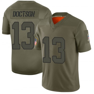 Youth Josh Doctson New York Jets Limited Camo 2019 Salute to Service Jersey